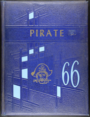 1966 Edition, James Bowie High School - Pirate Yearbook (Simms, TX)