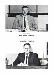 Page 13, 1966 Edition, James Bowie High School - Pirate Yearbook (Simms, TX) online yearbook collection