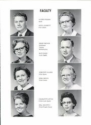 Page 15, 1966 Edition, James Bowie High School - Pirate Yearbook (Simms, TX) online yearbook collection