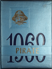 1968 Edition, James Bowie High School - Pirate Yearbook (Simms, TX)