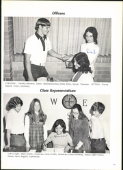 Page 15, 1973 Edition, Maud High School - Cardinal Yearbook (Maud, TX) online yearbook collection