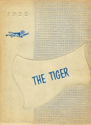 1958 Edition, Gunter High School - Tiger Yearbook (Gunter, TX)