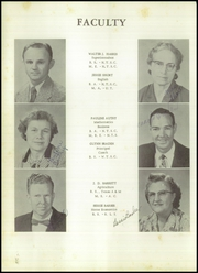 Page 10, 1958 Edition, Gunter High School - Tiger Yearbook (Gunter, TX) online yearbook collection