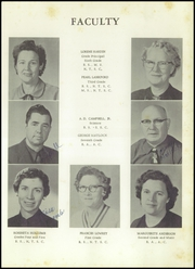 Page 11, 1958 Edition, Gunter High School - Tiger Yearbook (Gunter, TX) online yearbook collection