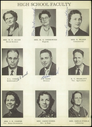 Page 11, 1957 Edition, Gorman High School - Panther Spirit Yearbook (Gorman, TX) online yearbook collection