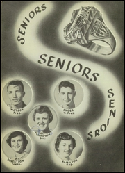 Page 12, 1957 Edition, Gorman High School - Panther Spirit Yearbook (Gorman, TX) online yearbook collection