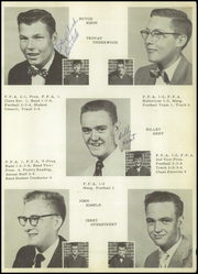Page 15, 1957 Edition, Gorman High School - Panther Spirit Yearbook (Gorman, TX) online yearbook collection