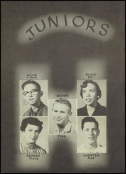 Page 17, 1957 Edition, Gorman High School - Panther Spirit Yearbook (Gorman, TX) online yearbook collection
