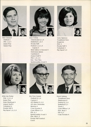 Page 17, 1968 Edition, Gorman High School - Panther Spirit Yearbook (Gorman, TX) online yearbook collection