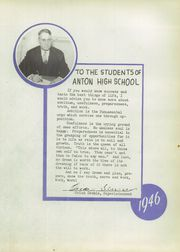 Page 15, 1946 Edition, Anton High School - Bulldog Yearbook (Anton, TX) online yearbook collection