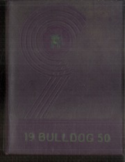 1950 Edition, Anton High School - Bulldog Yearbook (Anton, TX)