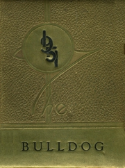 1951 Edition, Anton High School - Bulldog Yearbook (Anton, TX)
