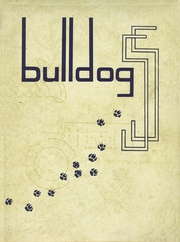 1955 Edition, Anton High School - Bulldog Yearbook (Anton, TX)