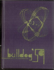 1959 Edition, Anton High School - Bulldog Yearbook (Anton, TX)