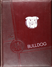 Flatonia High School - Bulldog Yearbook (Flatonia, TX) online yearbook collection, 1951 Edition, Page 1