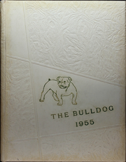 Flatonia High School - Bulldog Yearbook (Flatonia, TX) online yearbook collection, 1955 Edition, Page 1