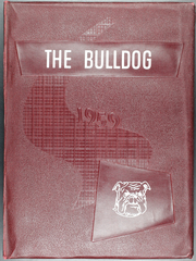 Flatonia High School - Bulldog Yearbook (Flatonia, TX) online yearbook collection, 1959 Edition, Page 1