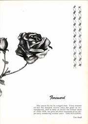 Page 5, 1959 Edition, Flatonia High School - Bulldog Yearbook (Flatonia, TX) online yearbook collection