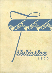 Page 1, 1955 Edition, Holy Trinity High School - Trinitarian Yearbook (Chicago, IL) online yearbook collection