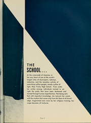 Page 15, 1956 Edition, Holy Trinity High School - Trinitarian Yearbook (Chicago, IL) online yearbook collection