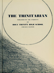 Page 7, 1956 Edition, Holy Trinity High School - Trinitarian Yearbook (Chicago, IL) online yearbook collection