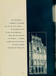 Page 8, 1956 Edition, Holy Trinity High School - Trinitarian Yearbook (Chicago, IL) online yearbook collection