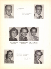 Page 12, 1950 Edition, Valley View High School - Chieftain Yearbook (Kamay, TX) online yearbook collection