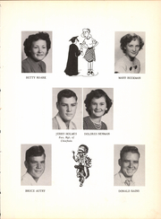 Page 15, 1950 Edition, Valley View High School - Chieftain Yearbook (Kamay, TX) online yearbook collection