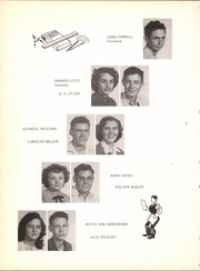Page 18, 1950 Edition, Valley View High School - Chieftain Yearbook (Kamay, TX) online yearbook collection