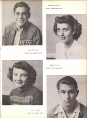 Page 27, 1950 Edition, Valley View High School - Chieftain Yearbook (Kamay, TX) online yearbook collection