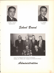 Page 9, 1950 Edition, Valley View High School - Chieftain Yearbook (Kamay, TX) online yearbook collection