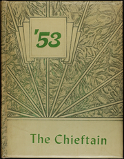 1953 Edition, Valley View High School - Chieftain Yearbook (Kamay, TX)