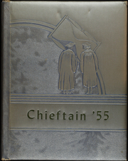 1955 Edition, Valley View High School - Chieftain Yearbook (Kamay, TX)