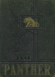 Page 1, 1946 Edition, Pemberton High School - Panther Yearbook (Marshall, TX) online yearbook collection