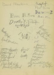 Page 5, 1946 Edition, Pemberton High School - Panther Yearbook (Marshall, TX) online yearbook collection