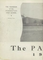 Page 8, 1946 Edition, Pemberton High School - Panther Yearbook (Marshall, TX) online yearbook collection