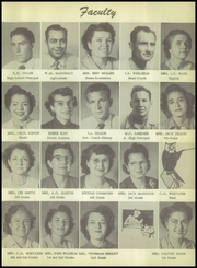 Page 13, 1952 Edition, Aspermont High School - Hornet Yearbook (Aspermont, TX) online yearbook collection