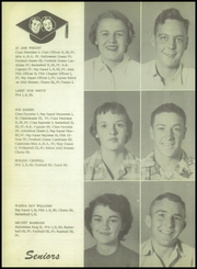 Page 16, 1952 Edition, Aspermont High School - Hornet Yearbook (Aspermont, TX) online yearbook collection