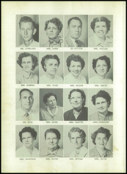 Page 14, 1953 Edition, Aspermont High School - Hornet Yearbook (Aspermont, TX) online yearbook collection