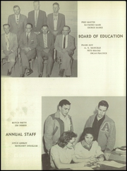 Page 10, 1958 Edition, Aspermont High School - Hornet Yearbook (Aspermont, TX) online yearbook collection