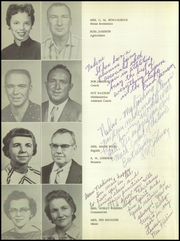 Page 14, 1958 Edition, Aspermont High School - Hornet Yearbook (Aspermont, TX) online yearbook collection