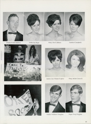 Page 13, 1969 Edition, Aspermont High School - Hornet Yearbook (Aspermont, TX) online yearbook collection