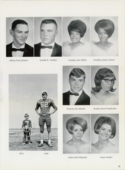 Page 15, 1969 Edition, Aspermont High School - Hornet Yearbook (Aspermont, TX) online yearbook collection