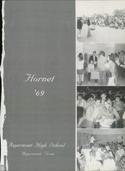 Page 3, 1969 Edition, Aspermont High School - Hornet Yearbook (Aspermont, TX) online yearbook collection