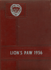 Page 1, 1956 Edition, Granger High School - Lions Paw Yearbook (Granger, TX) online yearbook collection