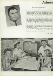 Page 12, 1956 Edition, Granger High School - Lions Paw Yearbook (Granger, TX) online yearbook collection