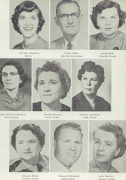 Page 15, 1956 Edition, Granger High School - Lions Paw Yearbook (Granger, TX) online yearbook collection