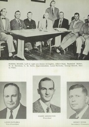 Page 16, 1956 Edition, Granger High School - Lions Paw Yearbook (Granger, TX) online yearbook collection