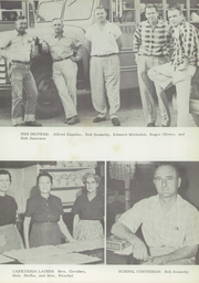 Page 17, 1956 Edition, Granger High School - Lions Paw Yearbook (Granger, TX) online yearbook collection
