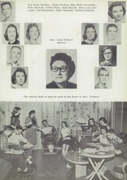 Page 9, 1956 Edition, Granger High School - Lions Paw Yearbook (Granger, TX) online yearbook collection
